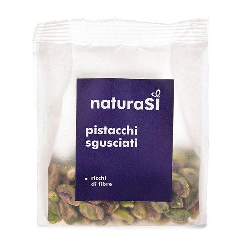 Raw Shelled Pistachios 80g NaturaSi