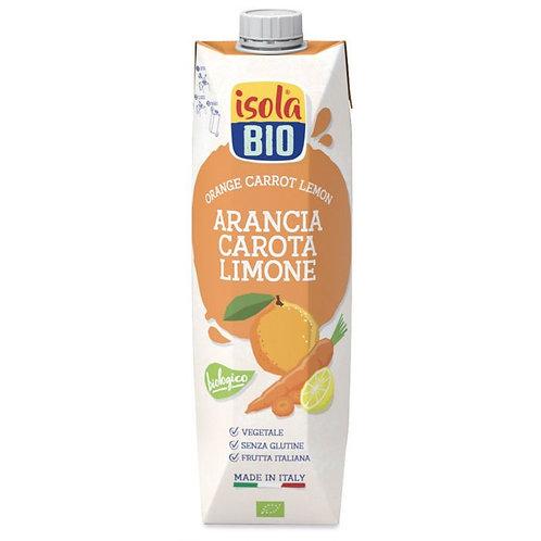 Orange, Carrot & Lemon Juice 1L