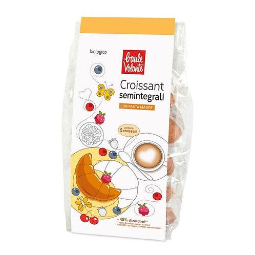 Semi-Wholemeal Wheat Croissant 225g Baule Volante
