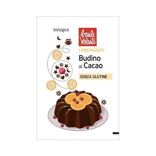 Gluten-Free Cocoa Pudding Mix 50g Baule Volante