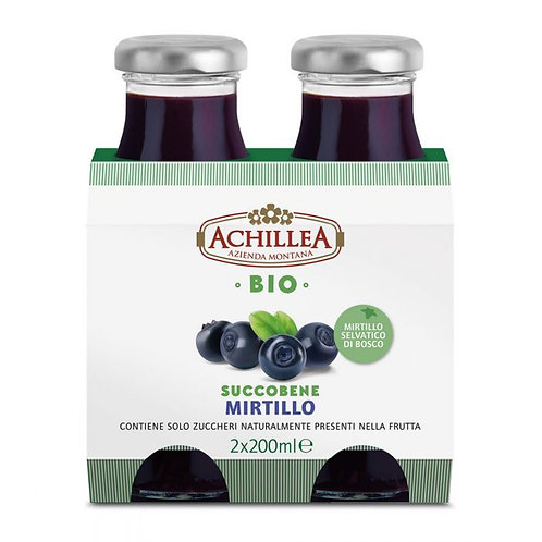 Blueberry Juice 2x200ml