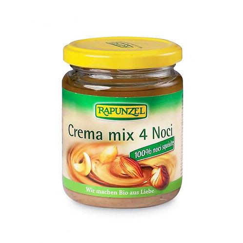 4 Mixed Nuts Butter 250g Rapunzel