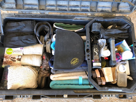 What's in My Trunk? Tack Trunk Tour