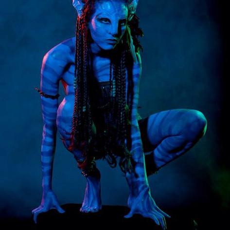 Full Body Paint Avatar
