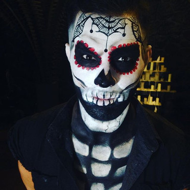 Day of the Dead Detail + Chest