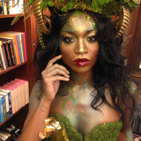 Forest Nymph Look
