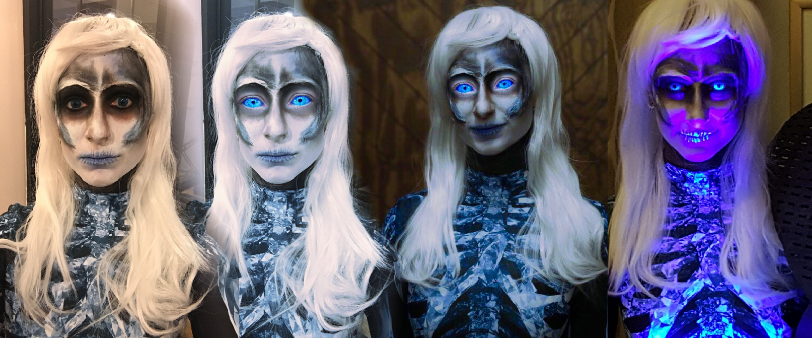 Fazillah Durante as White Walker