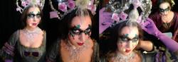 Jeweled Masquerade Mask