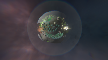 Rotating Planet experiment