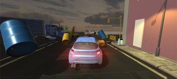 Stunt-Driving Experiment