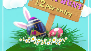 Easter Bunny Hunt!!