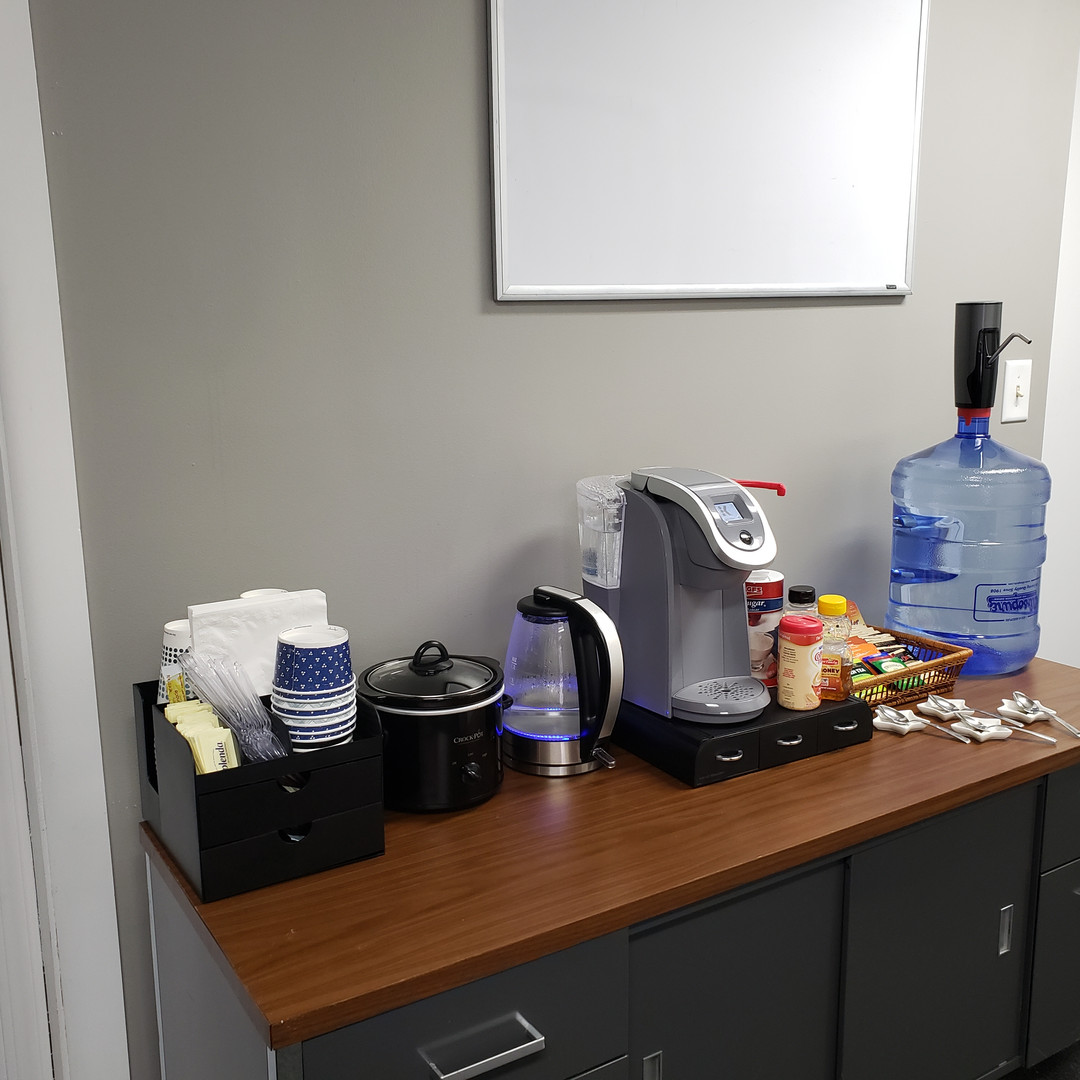 Keurig Coffee Bar and More