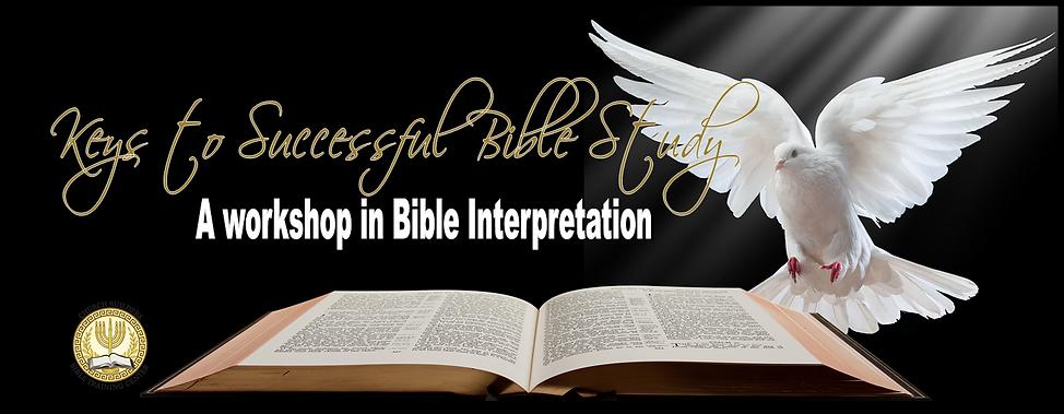 Keys to Successful Bible Study - No Date