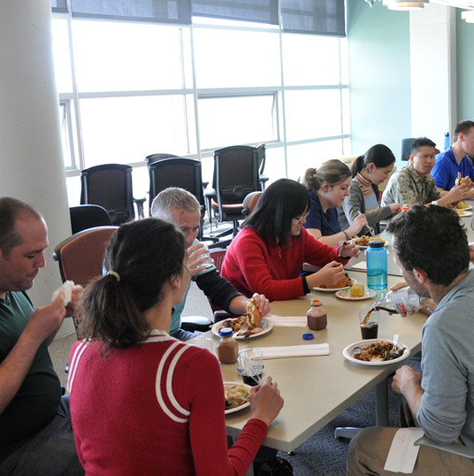 Lab Lunch 2013