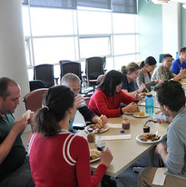 Lab Lunch 2013