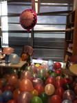Let's fill up Piali's office with balloons when she is away