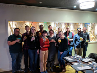 Holiday outing - Dec 2018