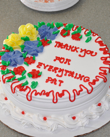 Pat's Retirement