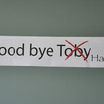 Farewell Harry Bell