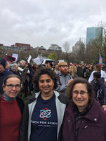 March for Science, Boston