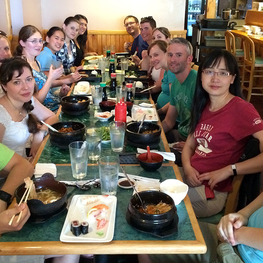 Lab Lunch 2014