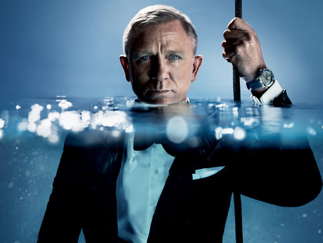 Daniel Craig fronts the new OMEGA #SeamasterDiver 300m