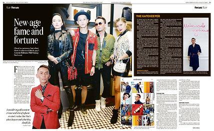 Andre Amir New Straits Times Fashion Influencer Malaysia Stylish Men Instagram