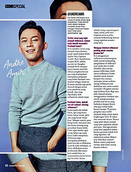 Andre Amir Cosmopolitan Malaysia The Real Male Influencer