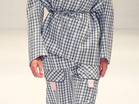 Menswear Collection at KL Fashion Week RTW 2016: Day 1 - Moto Guo