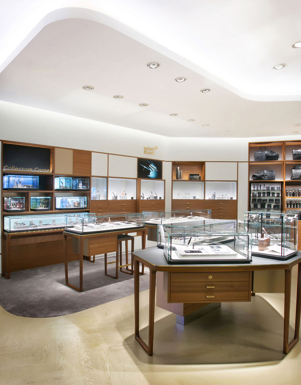 Montblanc New Boutique Concept at Suria KLCC Mall