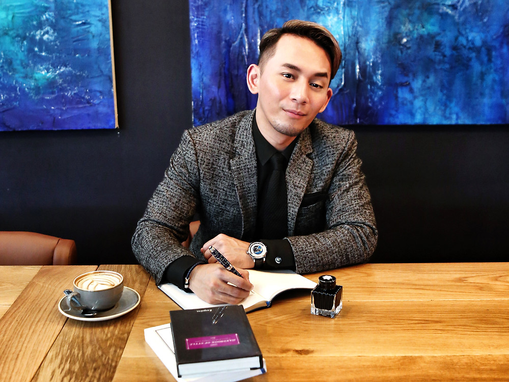 Montblanc Meisterstück for UNICEF 2017 by Andre Amir for Montblanc Malaysia