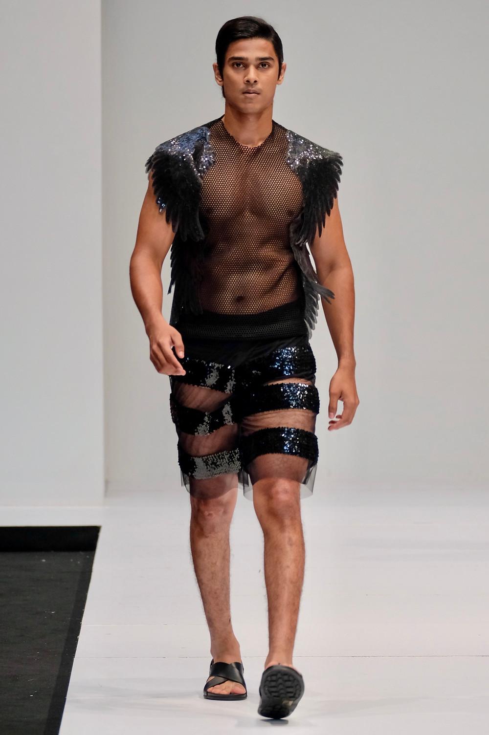 Andy Bandy Kuala Lumpur Fashion Week 2019 KLFW