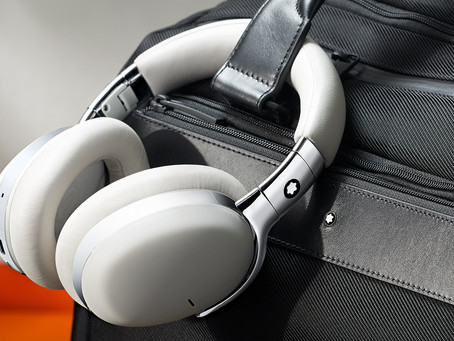 MB 01: Montblanc's First Noise-Cancelling Headphones