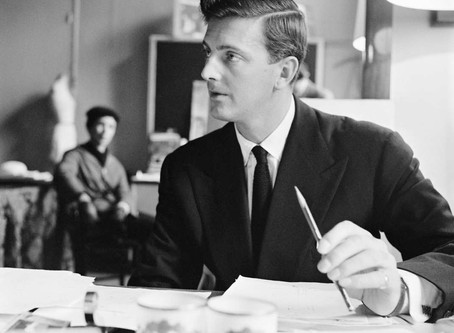 Hubert de Givenchy passed away at 91