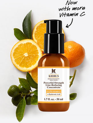 Kiehl's NEW Powerful-Strength Line-Reducing Concentrate Malaysia