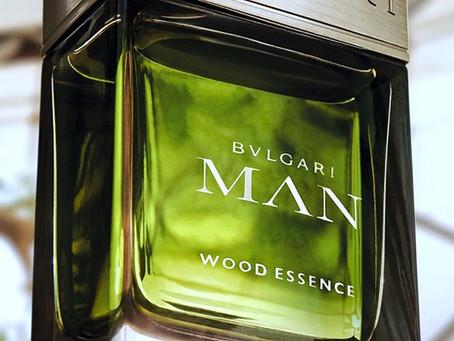 Bvlgari Man Wood Essence is more fresh than woody