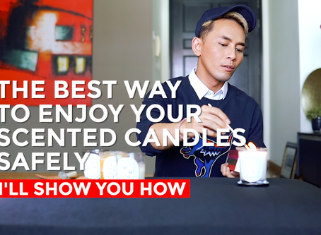 3 Best Tips to Enjoy Your Scented Candles Better