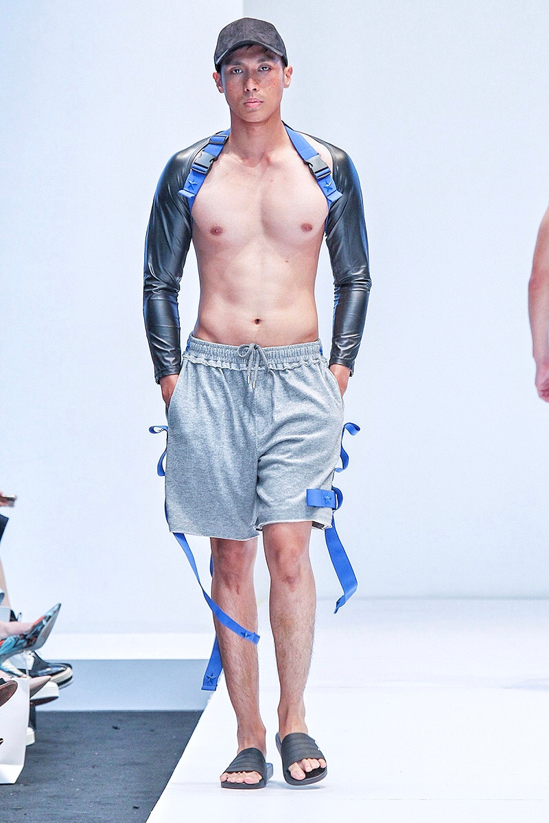 Andy Bandy, Ab Provocateur, KLFW, Kuala Lumpur Fashion Week 2018