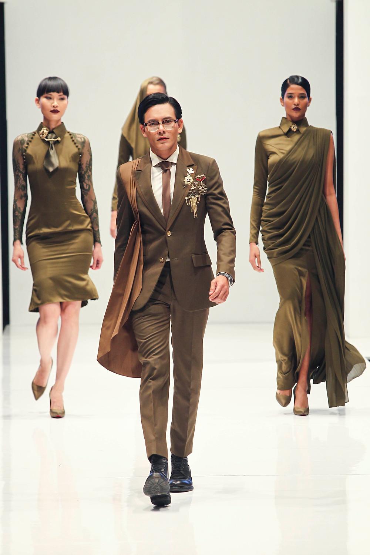 Motoguo KLFWRTW2016 : Kuala Lumpur Fashion Week RTW 2016