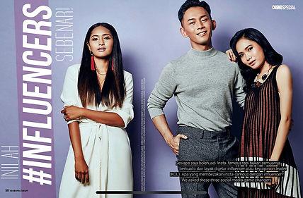 Andre Amir Cosmopolitan Malaysia Real Influencer
