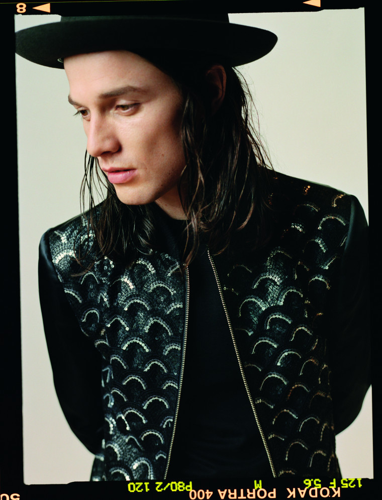 James Bay x TOPMAN will be available in Malaysia at Pavilion KL and Mid Valley Megamall