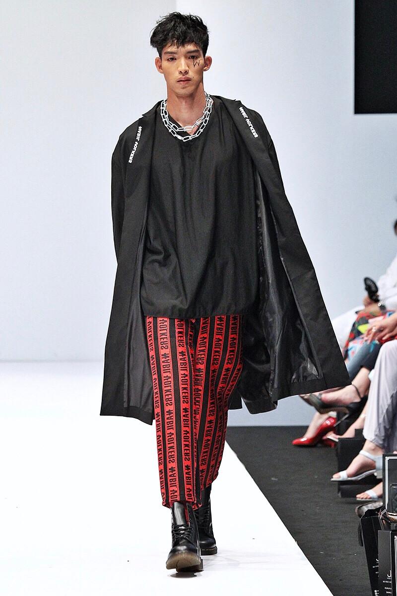 Nabil Volkers, Lucified, SS19, KLFW 2018, KL Fashion Week, Kuala Lumpur