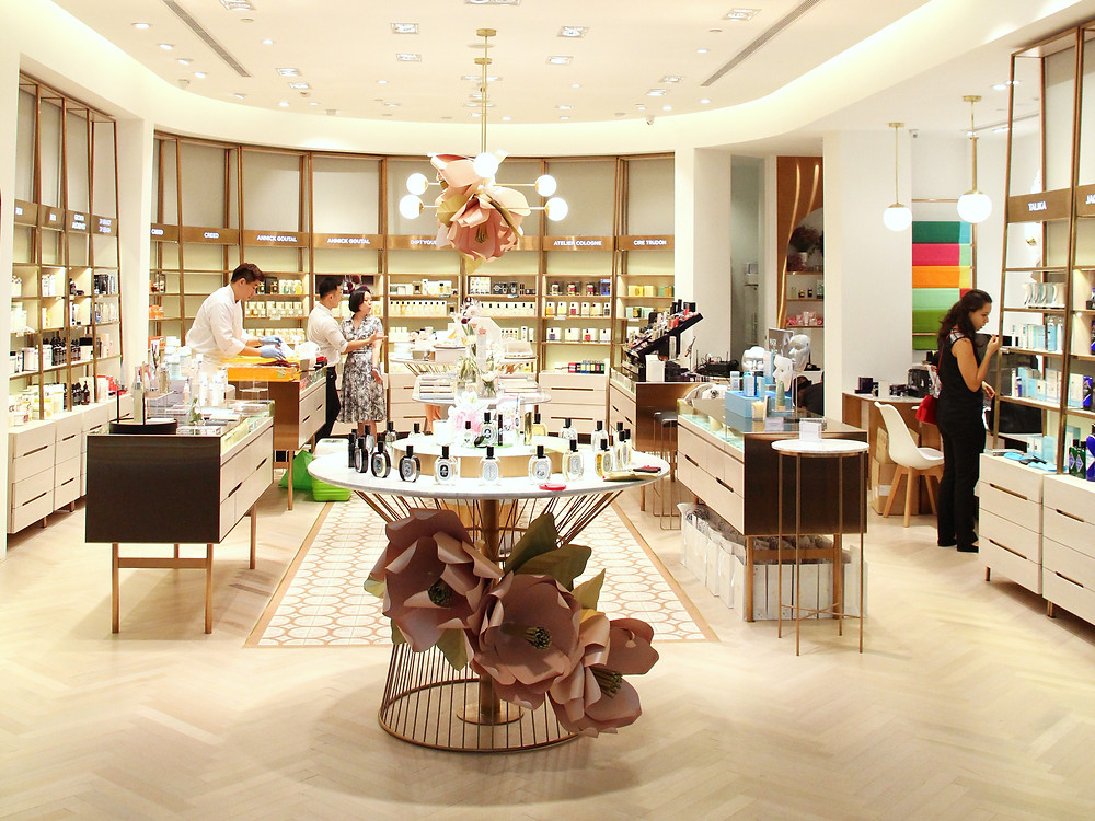 KENS Apothecary Flagship Store the Gardens Mall Kuala Lumpur
