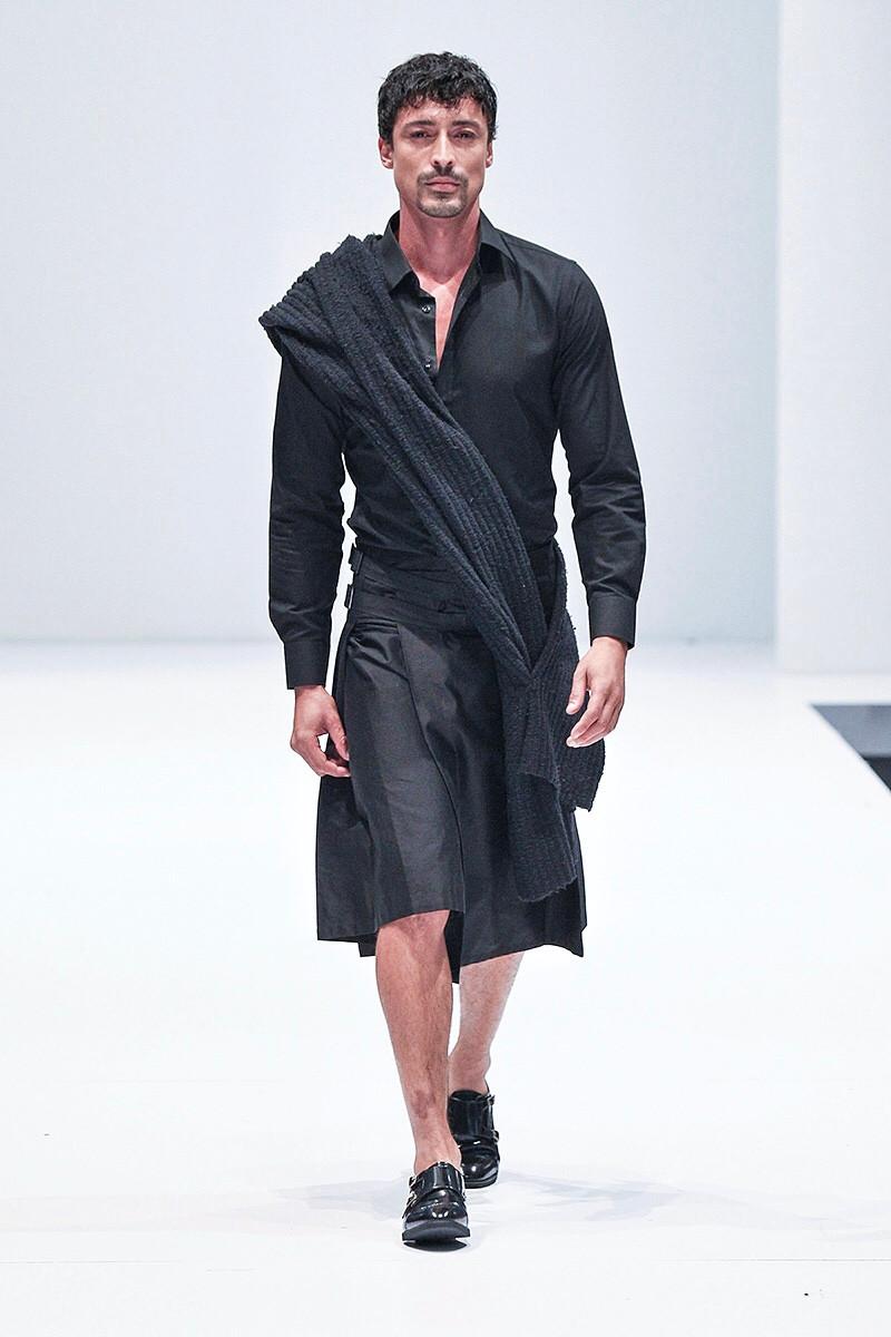 Atelier Fitton, KLFW2018, Kuala Lumpur Fashion Week, Menswear
