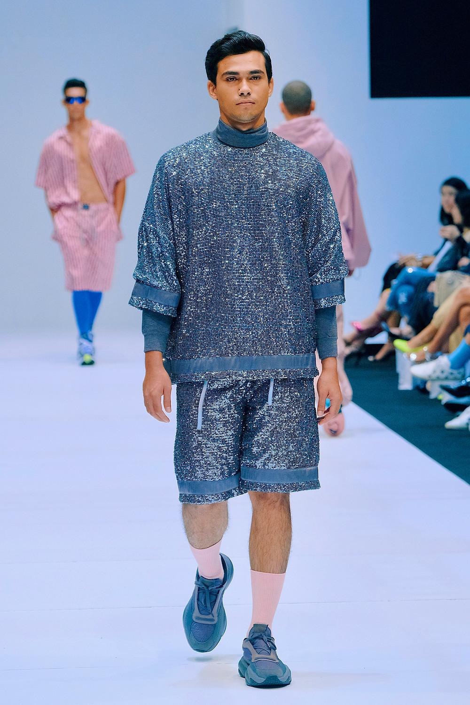 Nabil Volkers SS20 Kuala Lumpur Fashion Week 2019 KLFW