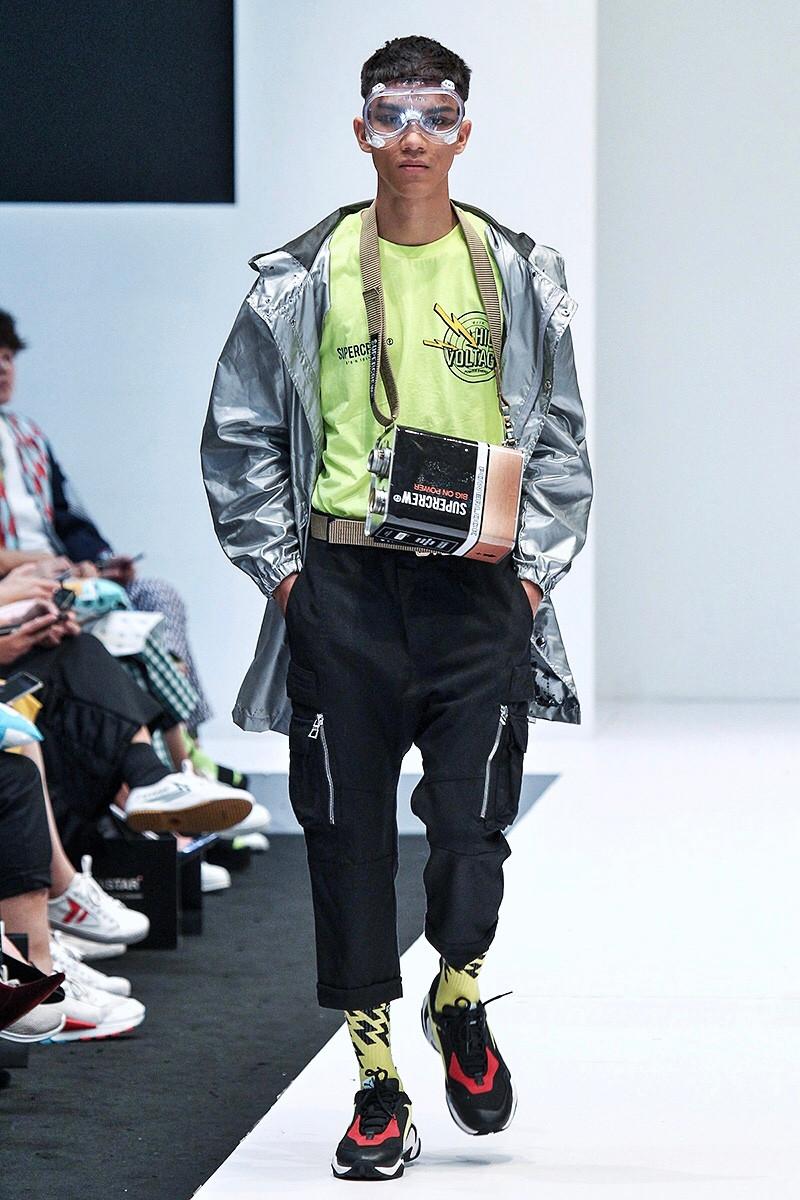 Supercrew, KLFW, Kuala Lumpur Fashion Week 2018
