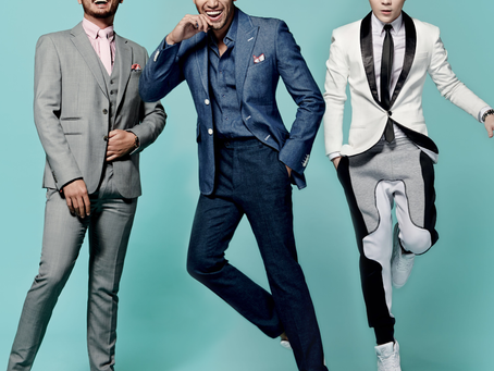 My Top 3 Favourite of Esquire Malaysia's Best Dressed Real Men 2015