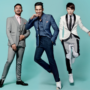 Esquire Malaysia Best Dressed Real Man 2015