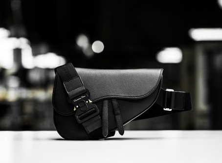 The Savour-Faire of the Saddle Bag for Dior Men