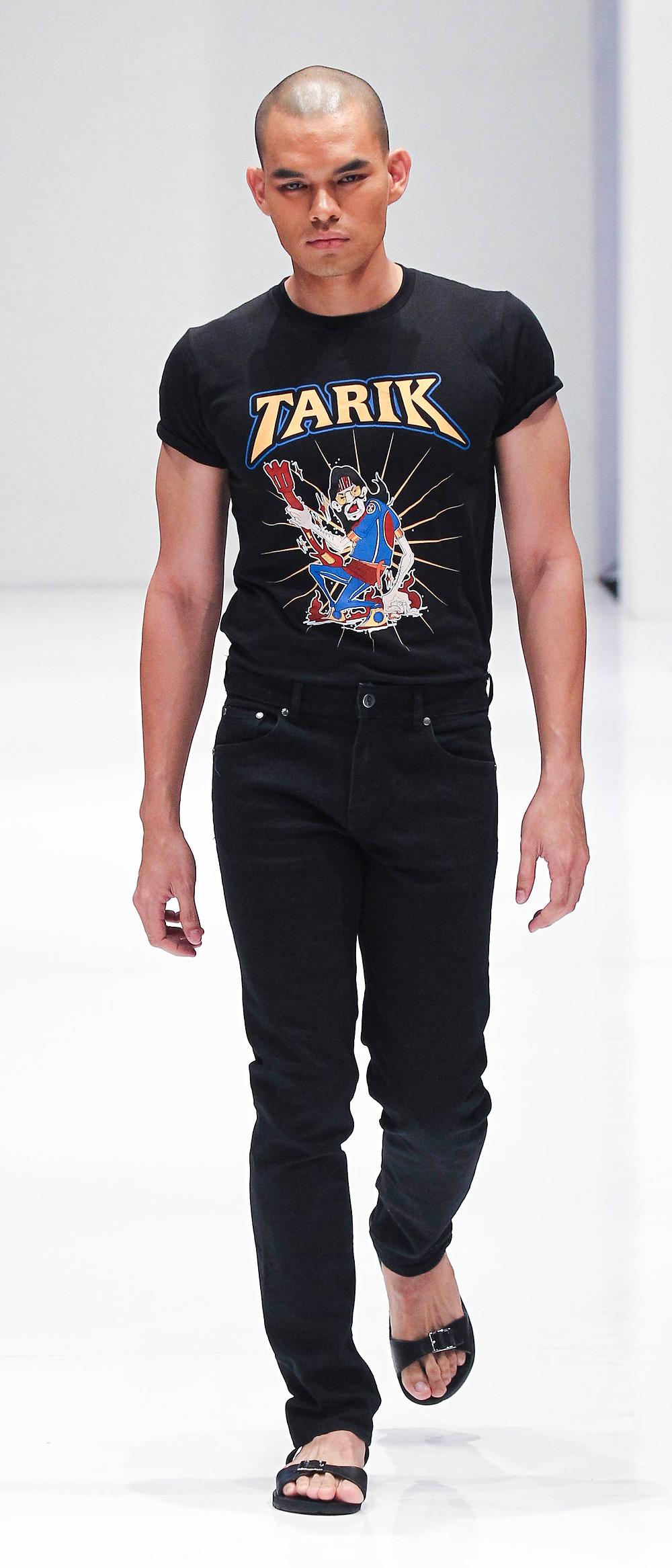 Tarik Jeans by Jiman Casablancas at KLFWRTW2016 : Kuala Lumpur Fashion Week RTW 2016